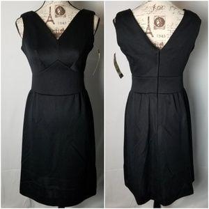 Vintage Bleeker Street 60's-70's V-Neck Dress